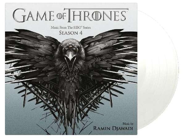 OST - Vinyl GAME OF THRONES - SEASON 4
