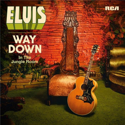Elvis Presley - CD WAY DOWN IN THE JUNGLE ROOM