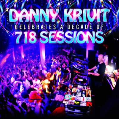 CD V/A - A DECADE OF 718 SESSIONS