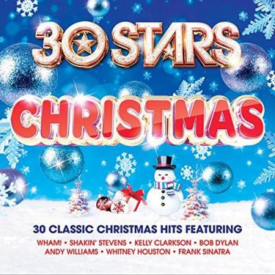 CD V/A - 30 Stars: Christmas