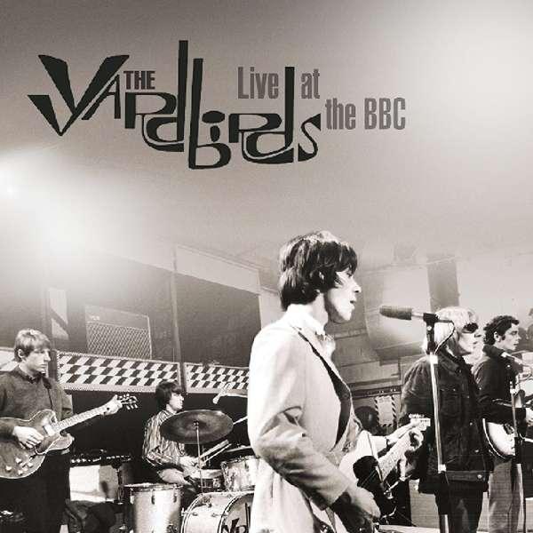 Vinyl YARDBIRDS - LIVE AT THE BBC