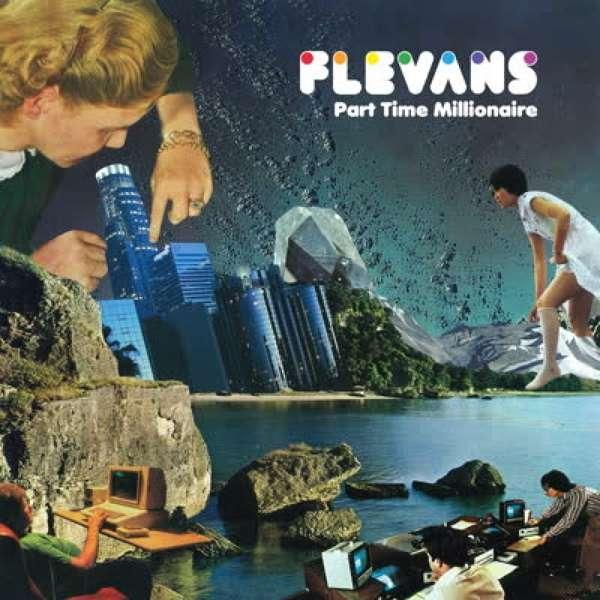 Vinyl FLEVANS - PART TIME MILLIONAIRE