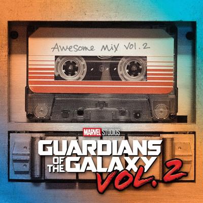Soundtrack - Vinyl GUARDIANS OF THE GAL./VOL2