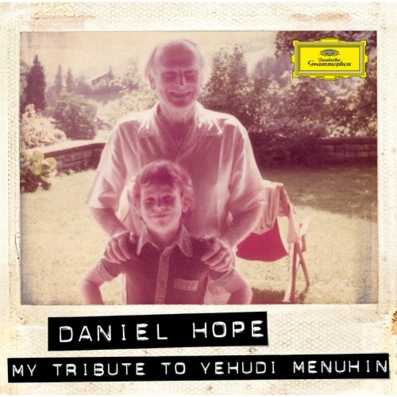 CD HOPE DANIEL - MY TRIBUTE TO Y.MENUHIN