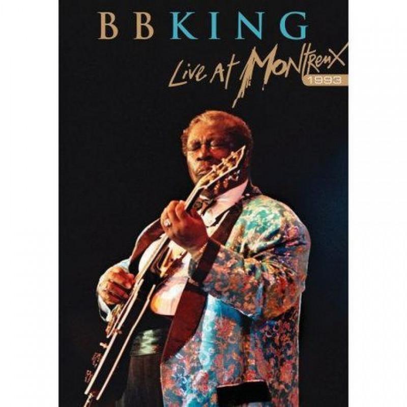 Blu-ray KING B.B - LIVE AT MONTREUX 1993