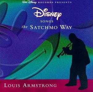 CD ARMSTRONG LOUIS - DISNEY SONGS/SATCHMO