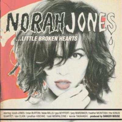 Norah Jones - CD LITTLE BROKEN HEARTS