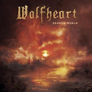 CD WOLFHEART - SHADOW WORLD