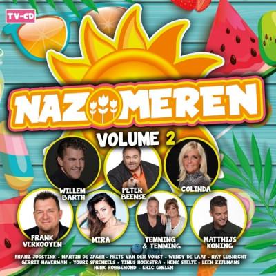 CD V/A - NAZOMEREN VOLUME 2