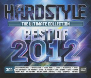CD V/A - HARDSTYLE THE ULTIMATE COLLECTION - BEST OF 2012