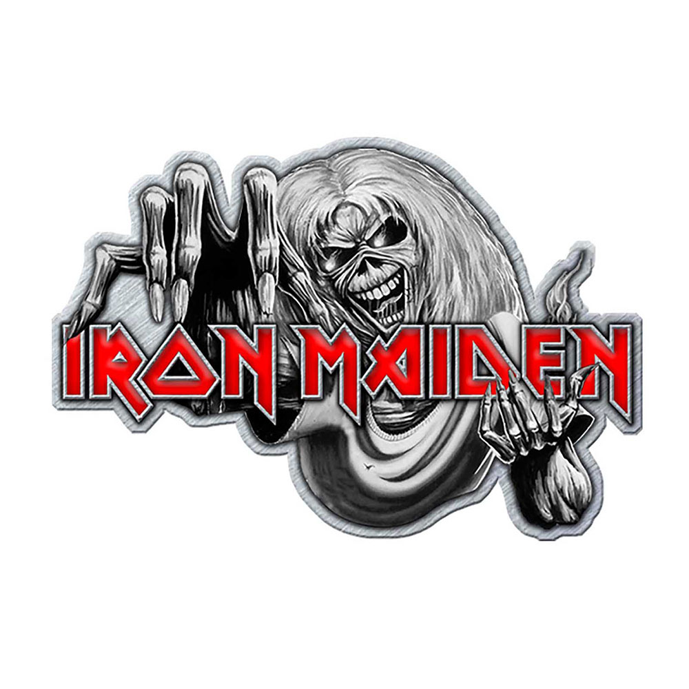 Iron Maiden - Odznaky Number of the Beast