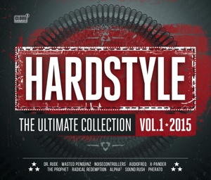 CD V/A - HARDSTYLE THE ULTIMATE COLLECTION VOLUME 1 2015