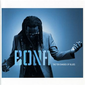 CD BONA RICHARD - THE TEN SHADE OF BLUES