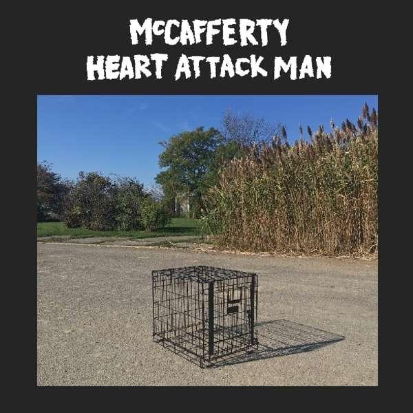 CD MCCAFFERTY & HEART ATTACK - MCCAFFERTY & HEART ATTACK MAN