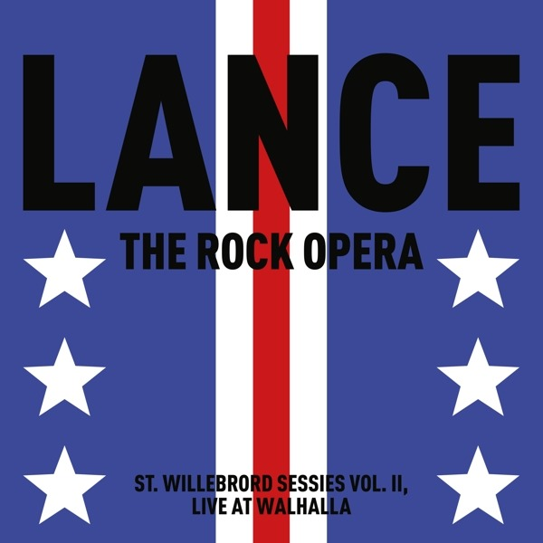 CD V/A - SINT WILLEBRORD SESSIONS VOL.2: LANCE THE ROCK OPERA