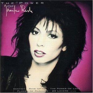 CD RUSH, JENNIFER - The Power Of Jennifer Rush