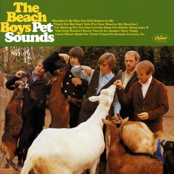 The Beach Boys - CD PET SOUNDS(MONO VERSION)