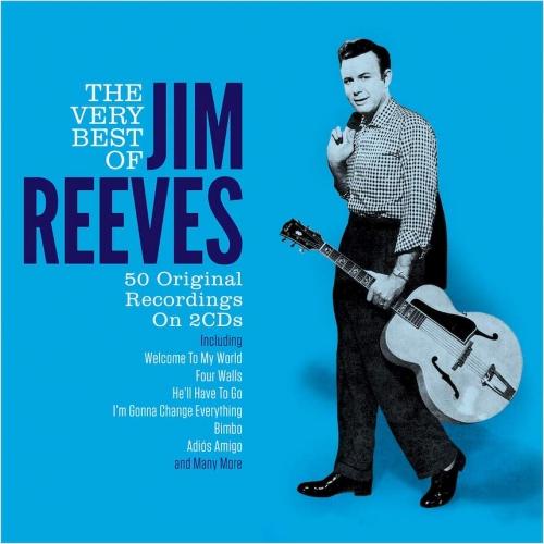 CD REEVES, JIM - VERY BEST OF