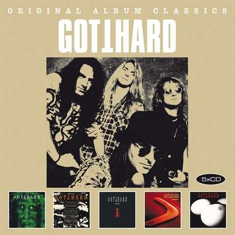 CD GOTTHARD - Original Album Classics