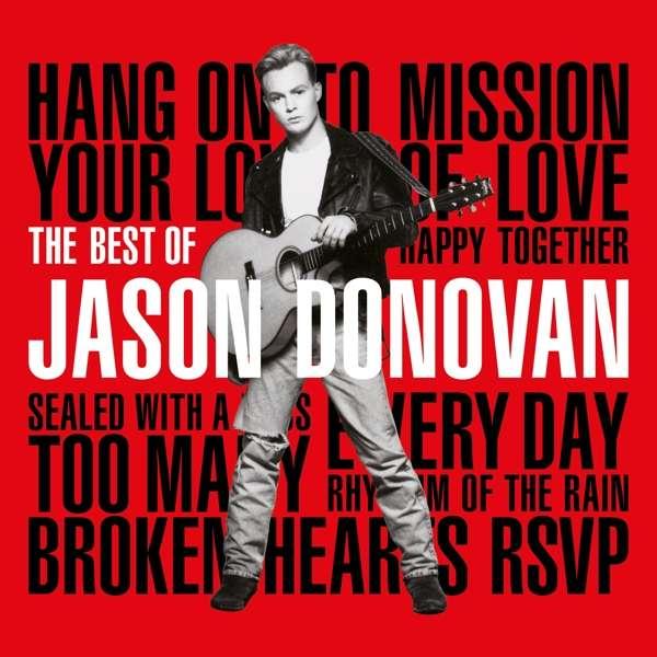 CD DONOVAN, JASON - THE BEST OF JASON DONOVAN
