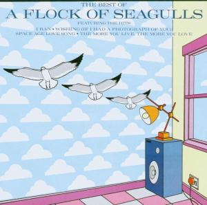 CD A FLOCK OF SEAGULLS - The Best Of