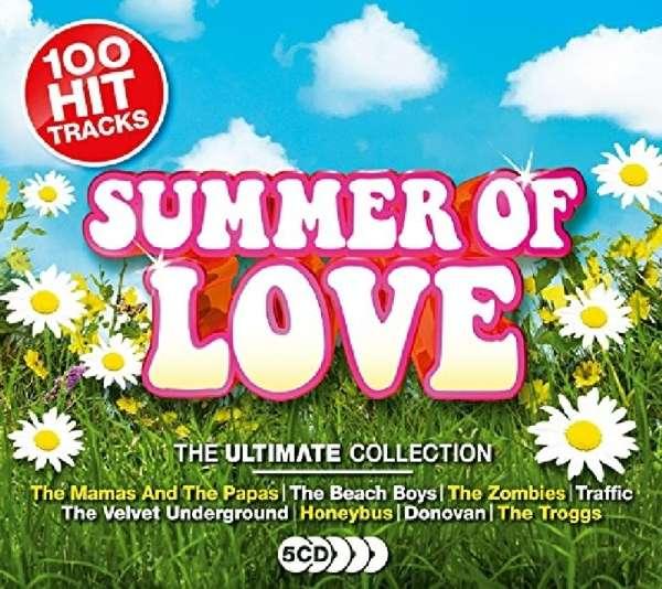 CD V/A - SUMMER OF LOVE