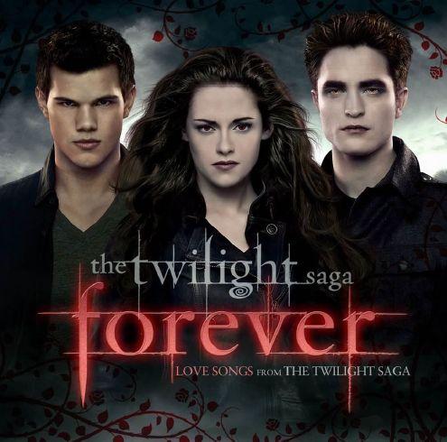Various - CD THE TWILIGHT SAGA – FOREVER LOVE SONGS FROM THE TWILIGHT SAGA