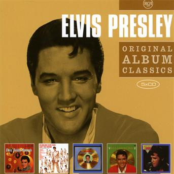 Elvis Presley - CD ORIGINAL ALBUM CLASSICS 2