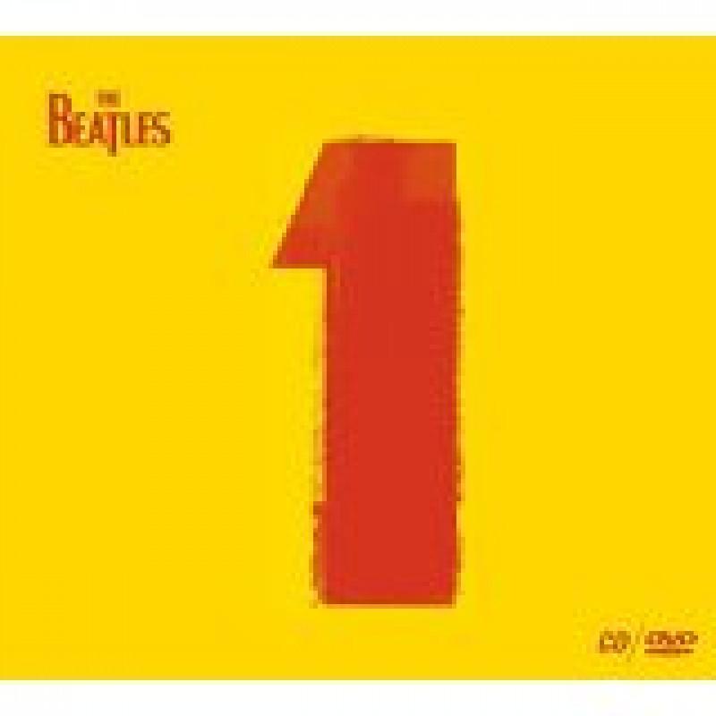 The Beatles - CD 1/BLURAY