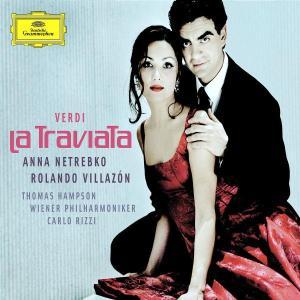 CD NETREBKO/VILLAZON - Verdi: La Traviata - komplet