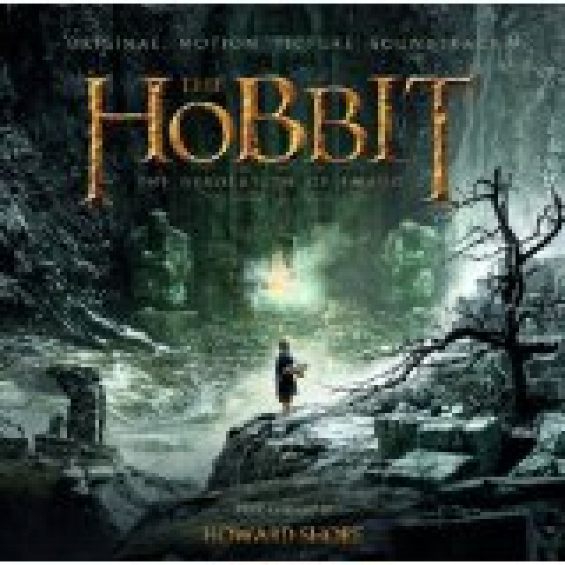 Soundtrack - CD The Hobbit - The Desolation Of Smaug