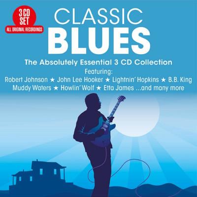 CD V/A - CLASSIC BLUES