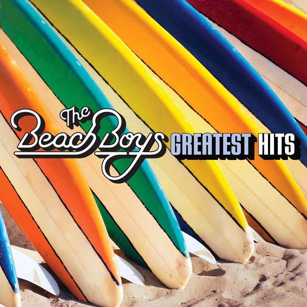 The Beach Boys - CD GREATEST HITS