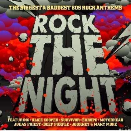 CD V/A - Rock the Night!