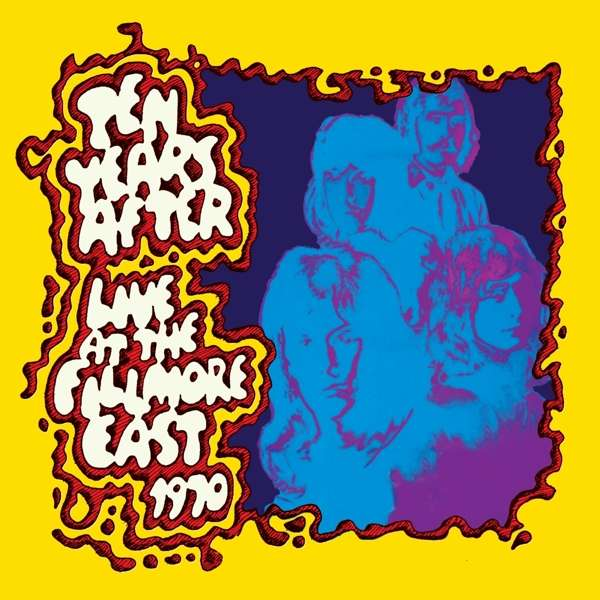 CD TEN YEARS AFTER - LIVE AT THE FILLMORE EAST