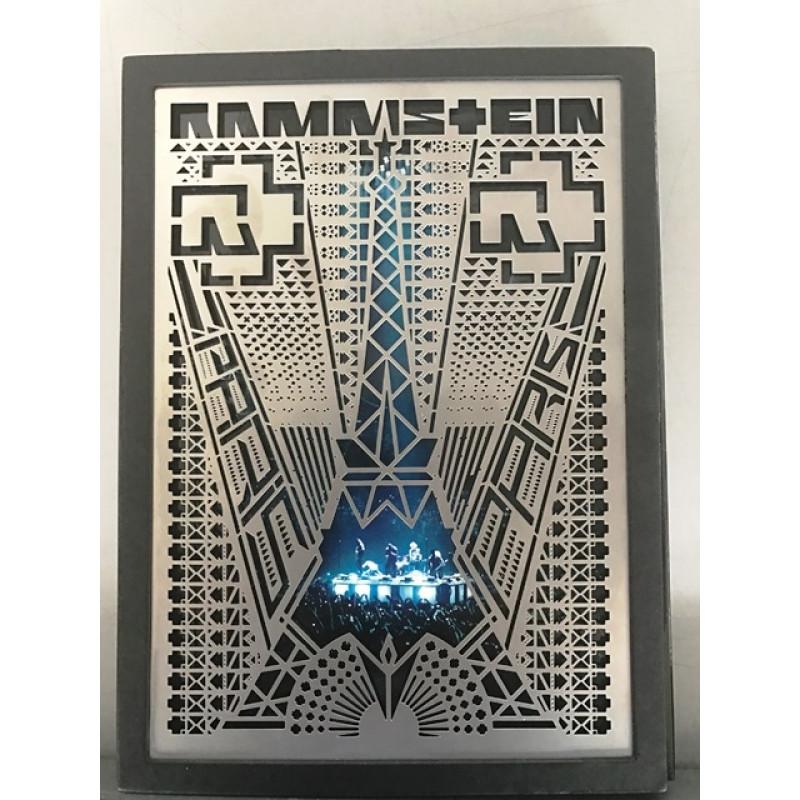 Rammstein - CD RAMMSTEIN:PARIS/BR/LTD.