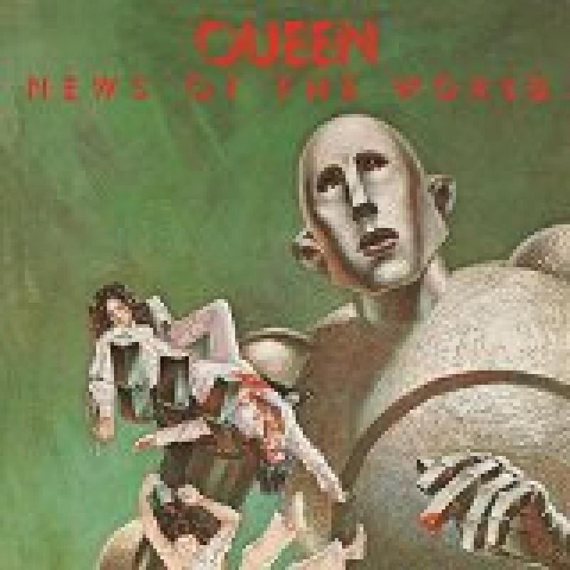 Queen - Vinyl NEWS OF THE WORLD