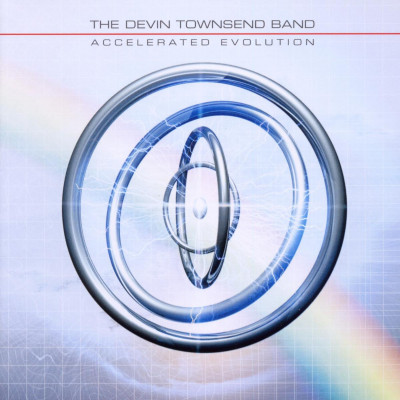CD TOWNSEND, DEVIN -BAND- - Accelerated Evolution