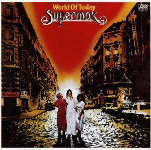 CD SUPERMAX - WORLD OF TODAY