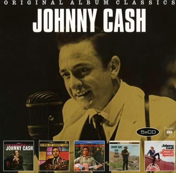CD CASH, JOHNNY - Original Album Classics