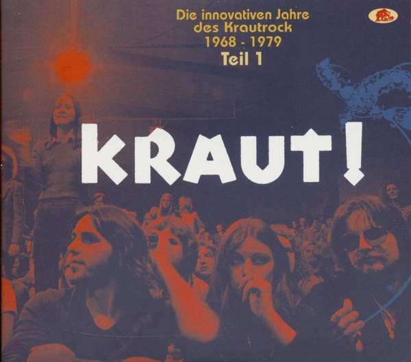 CD V/A - KRAUT! VOL.1
