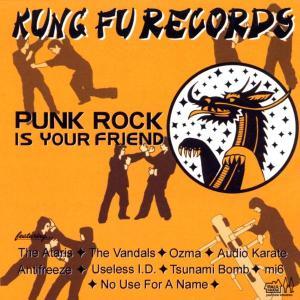 CD V/A - KUNG FU SAMPLER 3