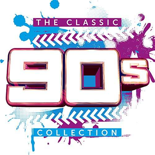 CD V/A - The Classic 90s Collection