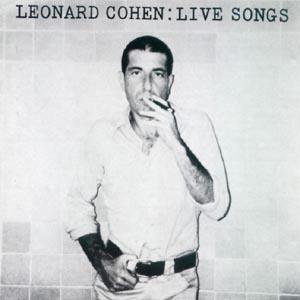 CD Cohen, Leonard - Live Songs