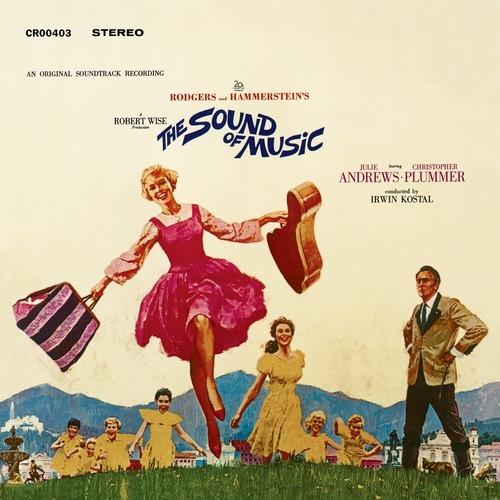 Soundtrack - CD THE SOUND OF MUSIC