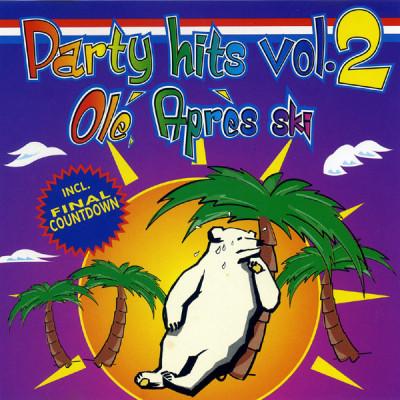 CD V/A - PARTY HITS VOL.2