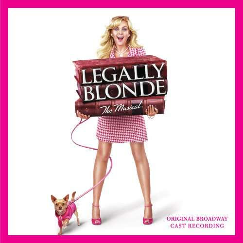 CD MUSICAL - LEGALLY BLONDE