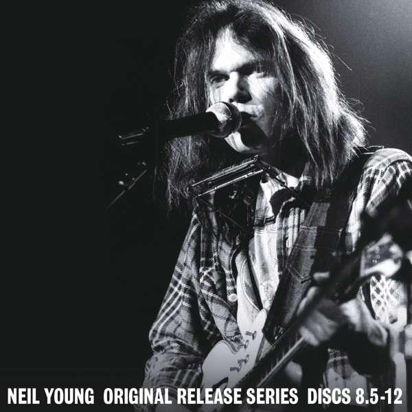 CD YOUNG, NEIL - ORIGINAL RELEASE SERIES DISCS 8.5-12