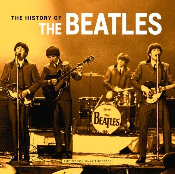 The Beatles - CD HISTORY OF