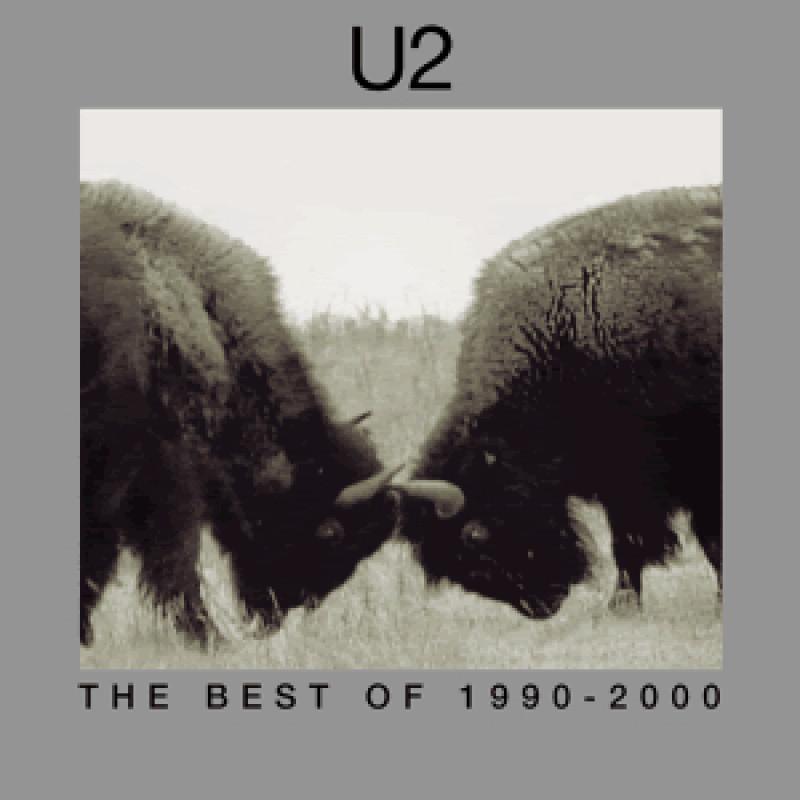 U2 - CD BEST OF 1990-2000